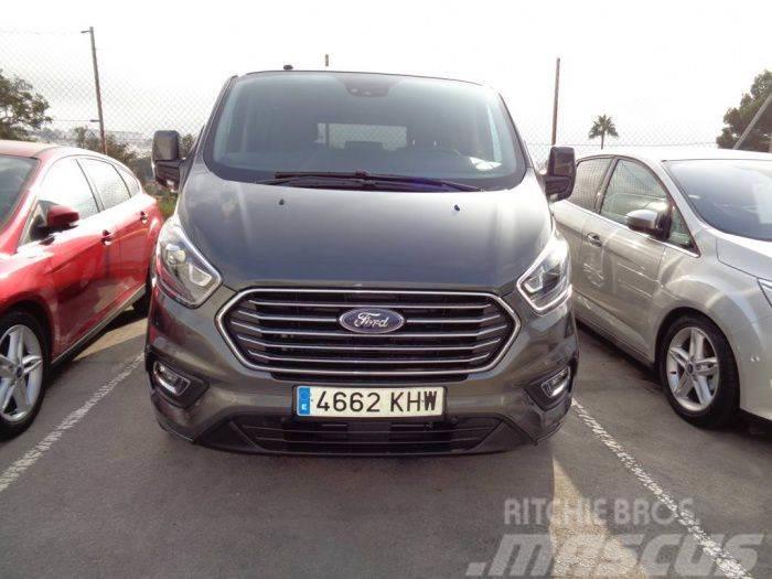 Ford Tourneo Custom NUEVO TITANIUM 2.0 TDCI 96KW (130C