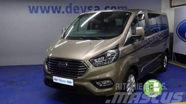 Ford Tourneo Custom NUEVO TITANIUM 2.0 TDCI 96KW (130CV