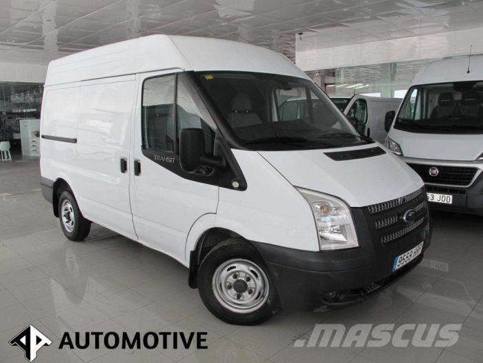 Ford TRANSIT 125T260 FURGON DOBLE PUERTA LATERAL