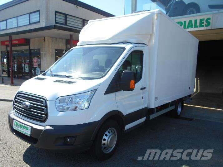 Ford Transit 170 CV PAQUETERA TRAMPILLA 20 m3