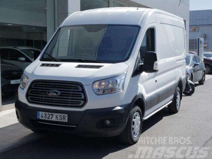 Ford Transit 310 96KW L2H2 VAN TREND DELANTERA