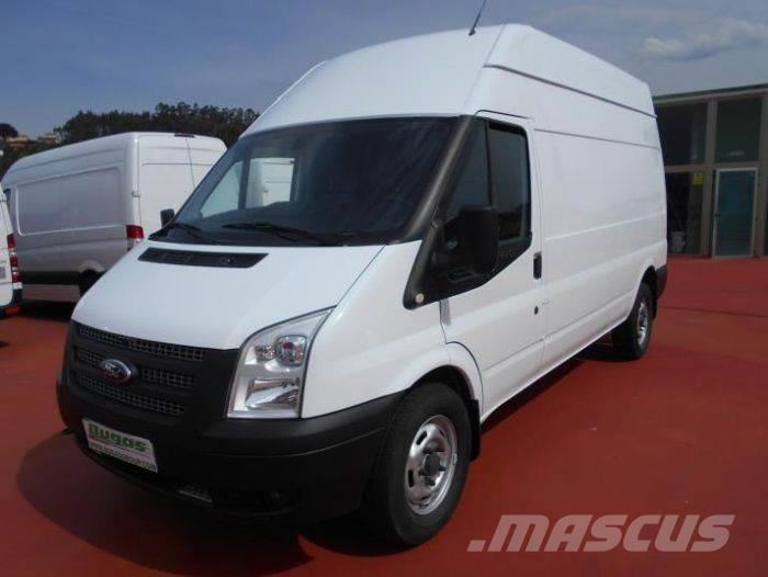 Ford TRANSIT 350 L 100 CV SOBREELEVADA