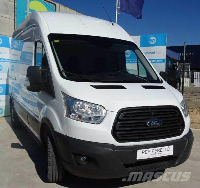 Ford Transit Connect 2.2 TDCI 100PS 350 L3 H2 AMBIENTE