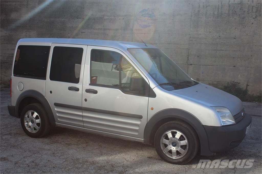 Ford Transit Connect >> Ford Transit Connect Diesel De 4 5 Puertas Fiyat 4 500 Kayit