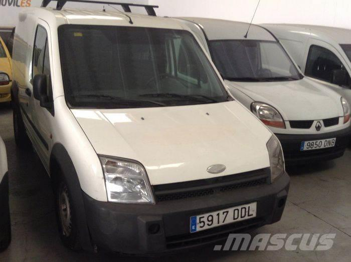 Used Ford Transit Connect Ft 200 S Tdci 75 Panel Vans Year 2006