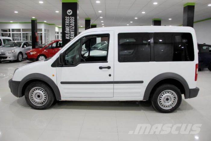 used ford transit connect ft kombi 230l tdci 90 panel vans. Black Bedroom Furniture Sets. Home Design Ideas
