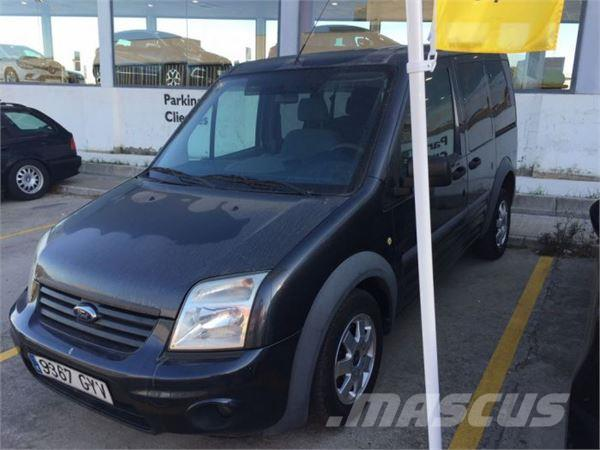 used ford transit connect kombi 1 8 tdci 90cv trend panel. Black Bedroom Furniture Sets. Home Design Ideas