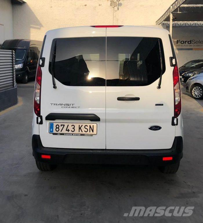 14 Ford Transit Connect 1 6tdci L1: Ford Transit Connect KOMBI 1.5 TDCI 74KW TREND 220 L1