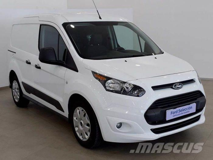 Ford Transit Connect >> Ford Transit Connect Van 1 5 Tdci 74kw Trend 220 L1