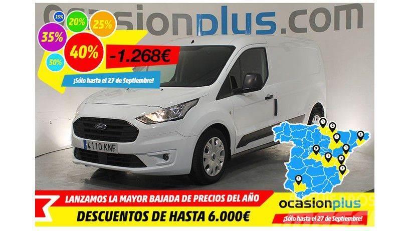 Ford Transit Connect Van 1.5 TDCi 88kW Trend 210 L2