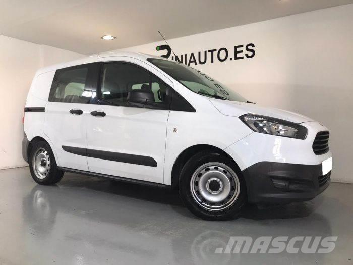 Ford Transit Courier Kombi 1.5TDCi Ambiente 75