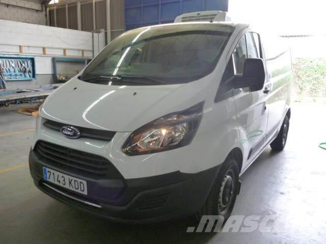Ford TRANSIT CUSTOM 2.0 TDCI 77KW 250 AMBIENTE VAN SWB