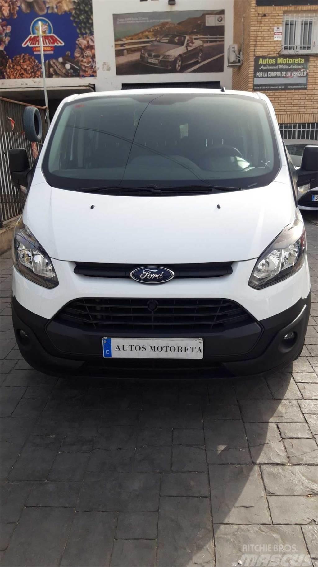 Ford Transit Custom 2.2 TDCI 100CV
