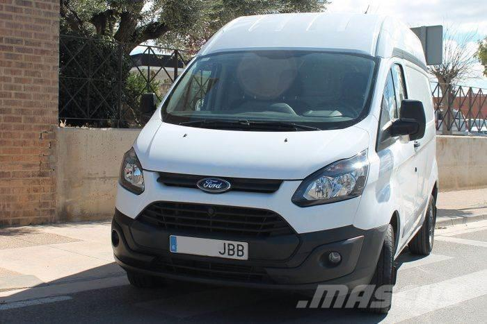 Ford Transit Custom FT 250 L1 Van Ambiente 100