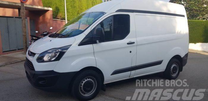Ford Transit Custom FT 250 L1 Van Ambiente 100