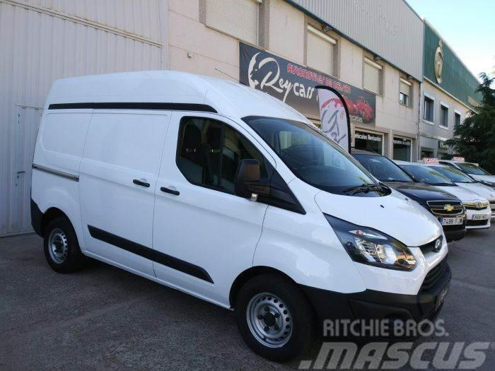Ford Transit Custom FT 270 L1 Van Ambiente 100
