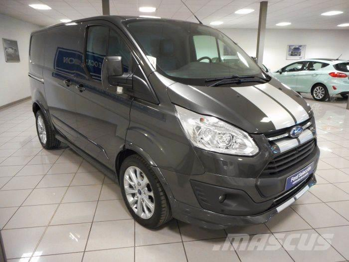 ford transit custom ft 290 l1 van sport 170 occasion prix 21 900 ann e d 39 immatriculation. Black Bedroom Furniture Sets. Home Design Ideas