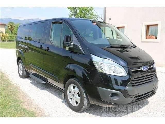 Ford Transit Custom FT 290 L1 Van DCb. Trend 130
