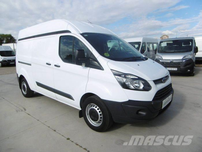 Ford Transit Custom FT 290 L2 Van Ambiente 125