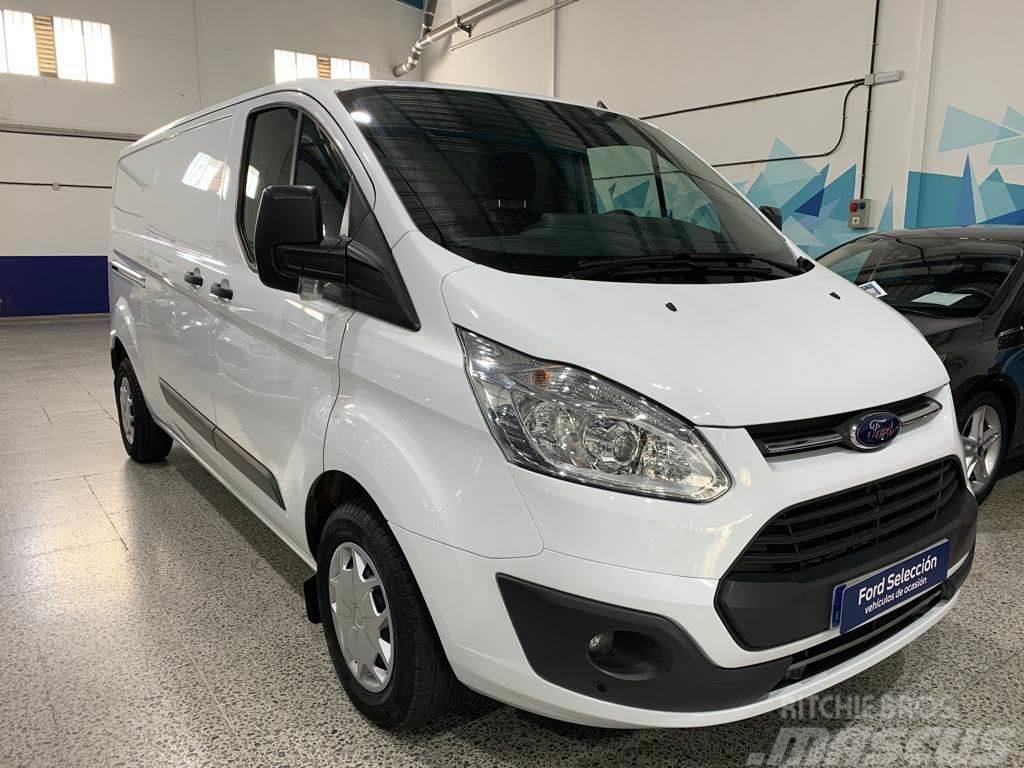 Ford Transit Custom FT 290 L2 Van Trend 130