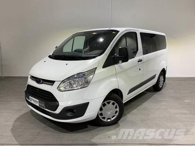 Ford Transit Custom >> Ford Transit Custom Ft 300 L1 Kombi Trend 125