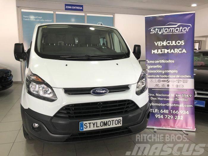 Ford Transit Custom FT 300 L1 Kombi Ambiente 100