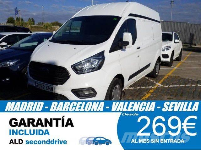 Ford Transit Custom FT 300 L1 Van DCb. Trend 170