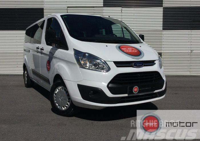 Ford Transit Custom FT 310 L1 Kombi Trend 125