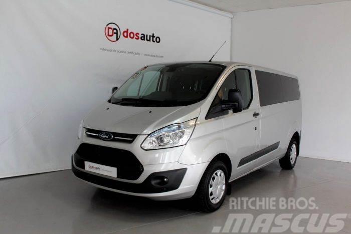 Ford Transit Custom FT 310 L2 Kombi Trend 125