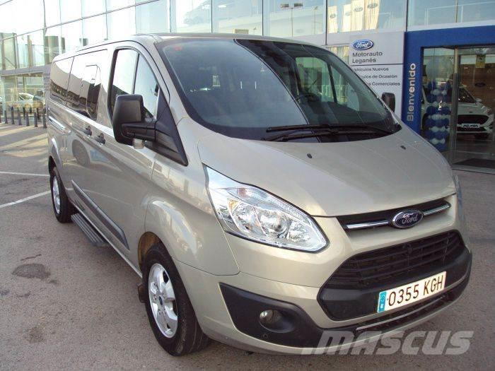 Ford Transit Custom FT 310 L2 Kombi Trend 130