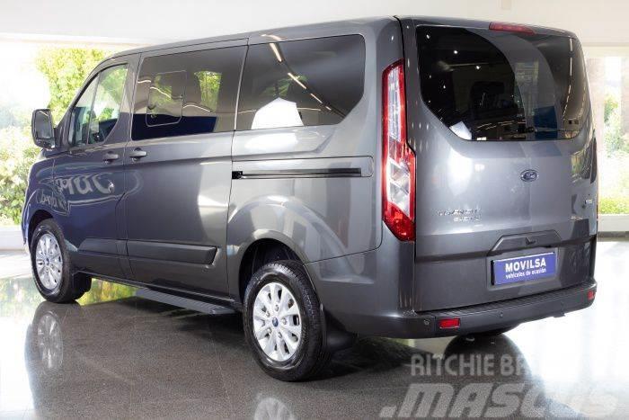 Ford Transit Custom FT 320 L2 Kombi Trend EcoBlue 130