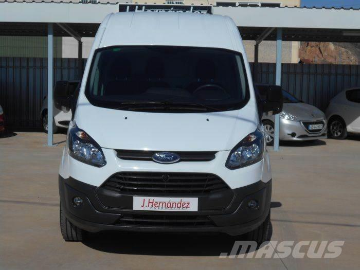 used ford transit custom ft 330 l2 van ambiente 125 panel vans year 2015 price 18 345 for. Black Bedroom Furniture Sets. Home Design Ideas