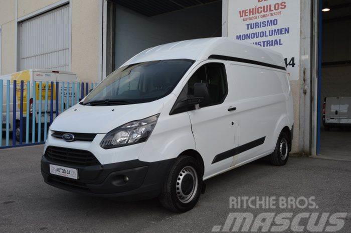 Ford Transit Custom FT 330 L2 Van Ambiente 125