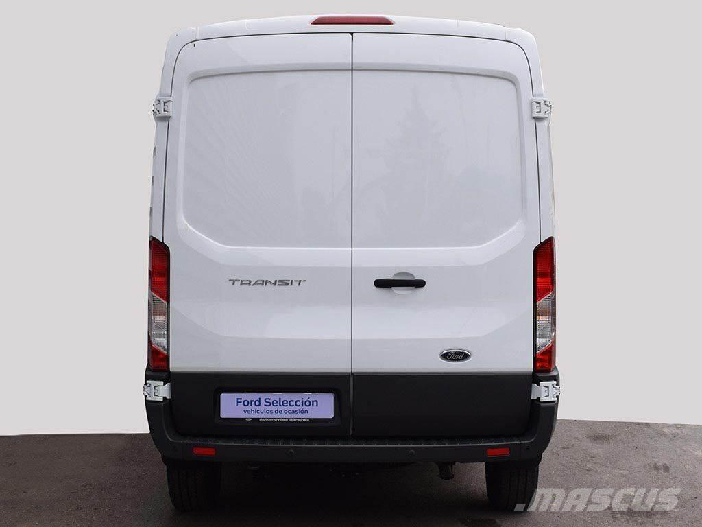 Грузовик Ford Transit Custom FT 350 L3 CHASIS TREND 4X4 170