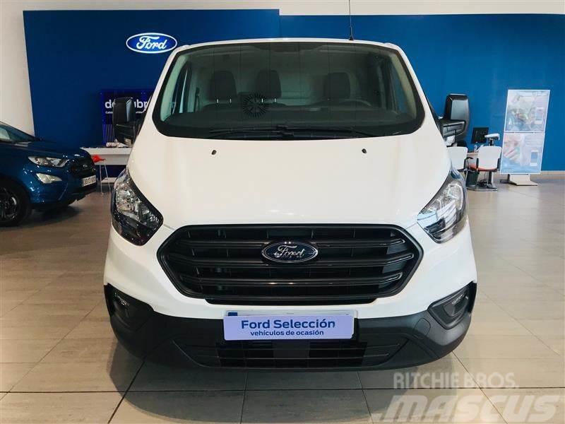 Ford Transit Custom NUEVO VAN FT 260 L1 AMBIENTE 2.0