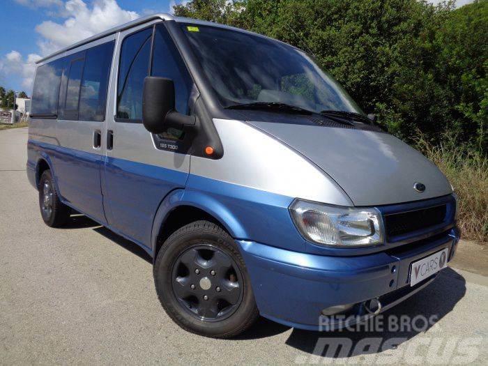 Ford TRANSIT EUROLINE 2.0 DURATORQ TDCI (CAMPER)