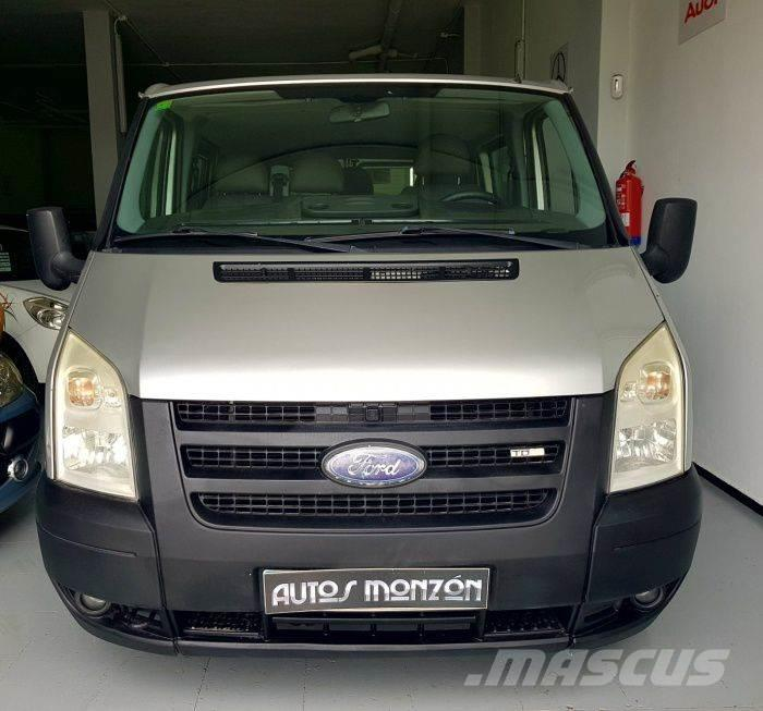 Ford Transit FT 240S Plus Mixto 110