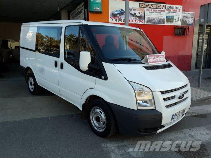 Ford Transit FT 260S Mixto 100