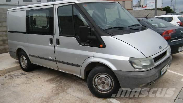 Ford Transit FT 260S Mixto 125