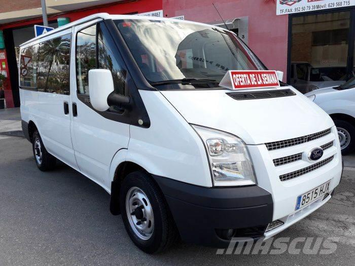 Ford Transit FT 280S Kombi 125