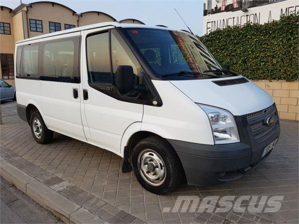 used ford transit ft 280s kombi 125 panel vans year 2012. Black Bedroom Furniture Sets. Home Design Ideas