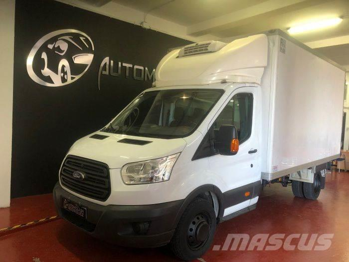 Ford Transit FT 350 L2 Chasis Ambiente Tr. Tra. 155