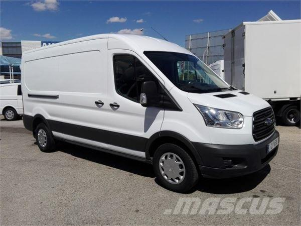 used ford transit ft 350 l2 van trend 125 panel vans year 2016 price 18 510 for sale mascus usa. Black Bedroom Furniture Sets. Home Design Ideas