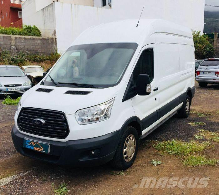 Ford Transit FT 350 L3 Chasis Trend 130
