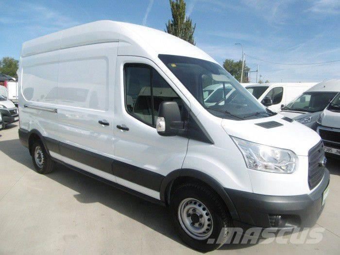 Ford Transit FT 350 L3 Chasis Ambiente Tr. Tra. 100