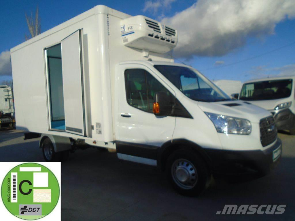 Ford Transit FT 350 L3 Chasis DCb. Trend Tr. Tra. 170