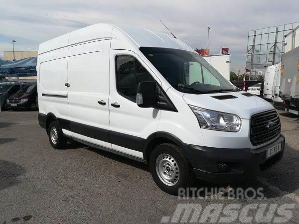 Ford Sprinter Van >> Ford Transit Ft 350 L3 Van Trend 125