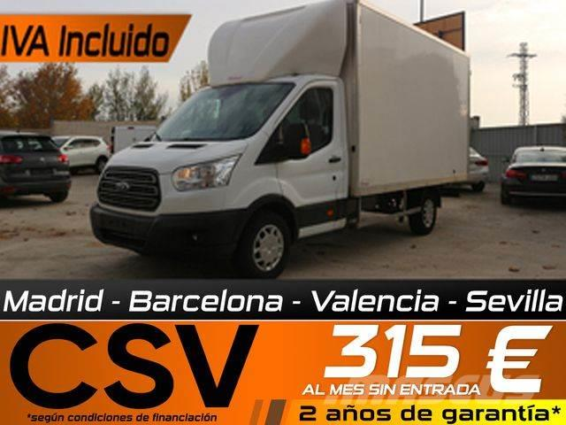 Ford Transit FT 350 L4 Chasis Trend Tr. Tra. 130