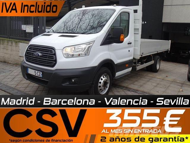 Ford Transit FT 350 L4 Chasis Ambiente Tr. Tra. 130