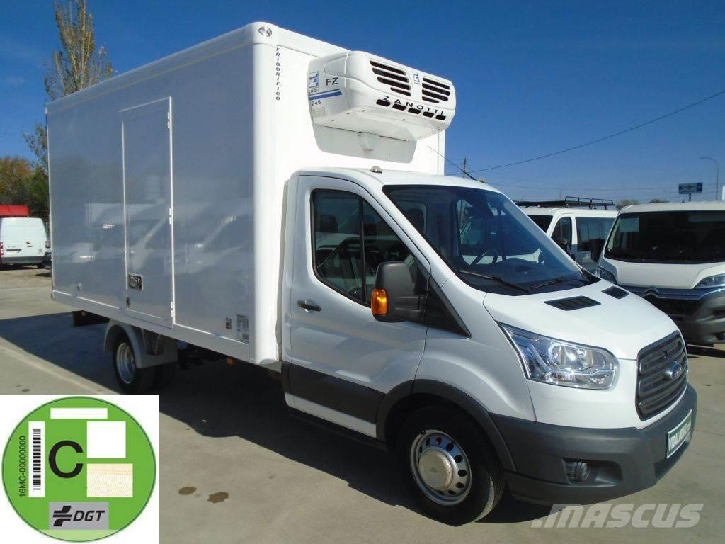 Ford Transit FT 350 L4 Chasis Trend Tr. Tra. 170